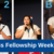 YABs Fellowship Week 2018 poster